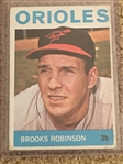 BROOKS ROBINSON 1964 TOPPS 3230 BOOKS $30.00- $90.00