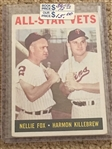 NELLIE FOX ~ KILLEBREW #81  $12.00- $36.00