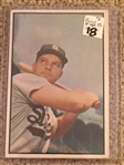 1953 BOWMAN COLOR. Best Break Ever $$40.00-$120.00   VIC WERTZ #2