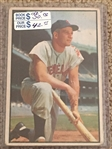 1953 BOWMAN COLOR. Best Break Ever $$50.00-$150.00   AL ROSEN #8