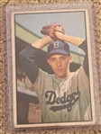 1953 BOWMAN COLOR. Best Break Ever $$40.00-$120.00   BILLY LOES #14