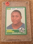 BARRY SANDERS 1989 SCORE ROOKIE - GRADEABLE BEAUTY !!! Big $$$