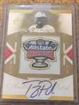 TONY PIKE HIGHEST $$$$ ROOKIE SUGAR BOWL CLOTH AUTOGRAPHED PATCH Bearcats !!!
