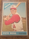 PETE ROSE 1966 TOPPS #30 Books $100.00 - $300.00