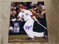 TODD FRAZIER Moeller Signed 8x10
